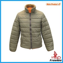 Cheap men customize your own winter thermal jacket