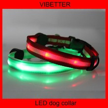 Drawe battery box Safety Collar / Fashion design Dog Collar with different colors
