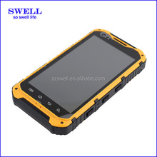 2015 NEW cheap 3G Android A9 build in GPS rugged waterproof mobile phone with NFC, Waterproof IP68 cheap cellphone
