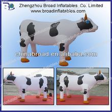Hot selling giant inflatable cow,inflatable cow,inflatable cow costume