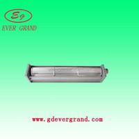12 volt 24 small mini micro cross flow fan 12v (EC40290S(B)24H-R/L) 40x290mm aluminum 24v axial air