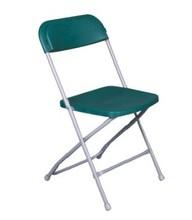 venta al por mayor baratos verde al aire libre silla de plástico
