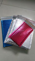 Metallic Colored Padded Envelopes