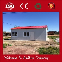 Light frame steel building cost of warehouse construction container used office