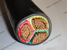 0.6/1kv pvc insulated different types of cable