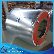 Galvanized steel coil for roofing material