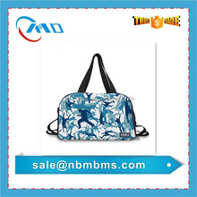 Wholesales High Quality Cotton Canvas Camouflage Duffle Bag