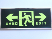 Elevator Emergency Light Exit Sign/Emergency Exit Lamp