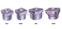 Master bushing and Rotary bushing and insert bowl series for oilfield drilling