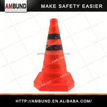 popolare cono di polistirolo per la sicurezza del traffico e lo sport con il migliore prezzo