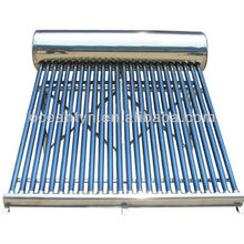 All Stainless steel ETC low pressure Solar Water Heaters