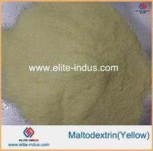 Bulk Yellow Maltodextrin DE 18-20 for Ice Cream with Low Price