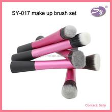cute pink make up brushes beauty makeup brush