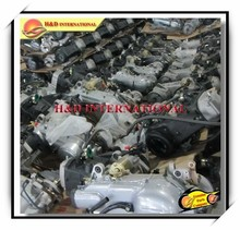Factory direct selling wholesale Chinese gy6 engine for various models gy6 engine