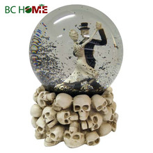 Snowing Holloween water globe,Holloween toys snow globe