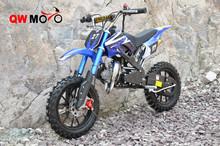 CE QWMOTO 2015 New Bigfoot Popular 2 wheel 49cc kids motocross 49cc pit bike 49cc kids gas power dirt bike