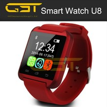 2015 new coming hot selling U8 Smart Wrist Watch Phone Mate bluetooth Uwatch hands-free calls