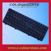 Hot selling laptop repair keyboard for HP DV4 DV4-1000 DV4-2000 dv4 dv4t DV4-1100 PK1303Y04U0 SP BLACK