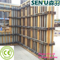2014 cheap building material that is wpc formwork