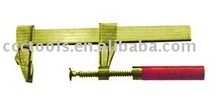 non sparking tools,screw clamp,power tools,hand tools,ISO9001,UKAS