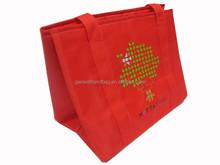 wholesale Custimzed thermal wine cooler carrier bag;picnic basket cool bag;coolers bag promotional,picnic bag