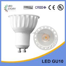 GU10 Led Light 5W 110v IP54 spotlight