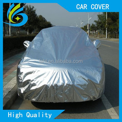 UV protection Aluminum foil car cover