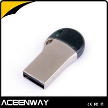Hotselling mini metal 8GB capacity OTG USB flash drive