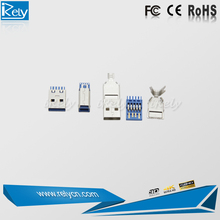 new product 5pin 3.0 USB connector part Factory Wholesale