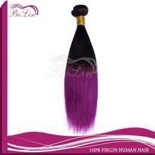 online shopping site unprocessed brazilian virgin hair ombre