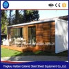 Wooden container house / prefab glass contianer home for vacation