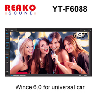 Made in China wholesale price 2 din car gps dvd player