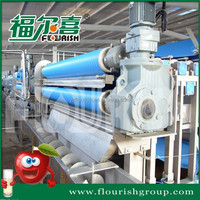 Industrial apple juice presser processing machine