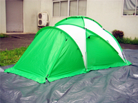 Fast InstallationCamping Tent Auto Folding Tent Double Layer Pop Up Tent
