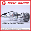 CE approval led headlight bulb 9004 sport headlamps with high and low beam