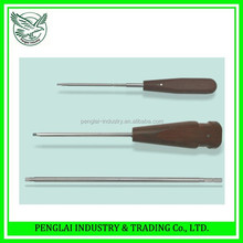 orthopedic instrument,surgical hex screwdriver,surgical plum screwdriver