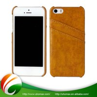 Excellent Quality Custom Design Phone Case For Iphone 6 Leather Back Cover Case