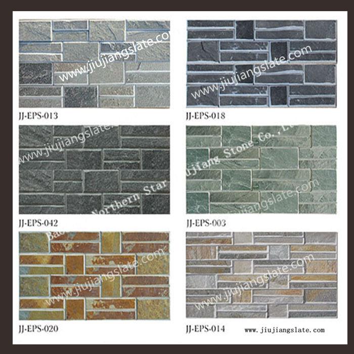 인테리어 장식 소박한 돌 벽 cladding-슬레이트 -상품 ID:60171511568 ...