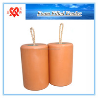 ISO 9001 quality standard certification any color any size of ship/boat foam filled fender