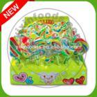 Inflável doces do lollipop
