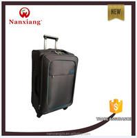 2015 design luggage,decent bag trolley
