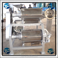 Double Channel Fruit Seed Separating and Juicing Machine