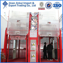SC100/100 hoist,building elevator,construction company by JINKUI made in China
