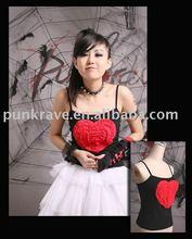 50% Discount T-209 100% Cotton Vest from Punkrave
