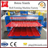 New Type Side And Wall Panel Color Steel Roll Forming Machine