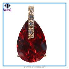 Fabulous pear Shaped Ruby Corundum # 5 Loose Stone