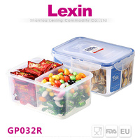 insulated hot box silicone food container with compartments