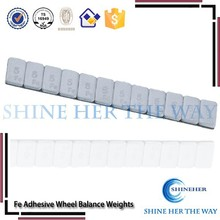 Steel adhesive wheel balancing weight(Replacement parts of passenger car)