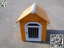 Wooden decorative dog crates kennels XD 015