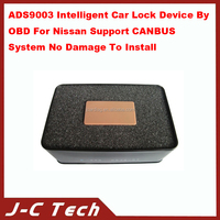 ADS9003 Intelligent Car Lock Device By OBD For Nissan Support CANBUS System No Damage To Install